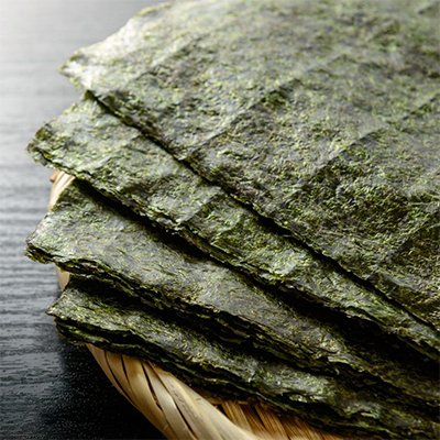 Chitsuruya Asian Food Lovers Roasted Seaweed For Sushi Product (10 Sheets)